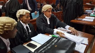 Qureshi makes first appearance in Mwilu case - VIDEO