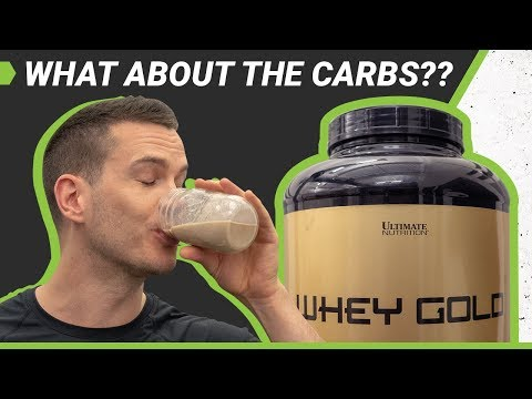 Ultimate Nutrition Whey Gold Review (UPDATED!) — An