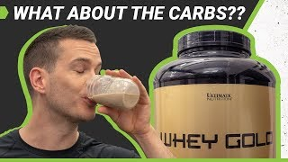 """Ultimate Nutrition Whey Gold Review (UPDATED!) — An """"Anytime"""" Protein Powder?"""