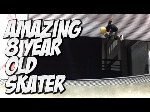 8 YEAR OLD KRISTION JORDAN !!! - A DAY WITH NKA -