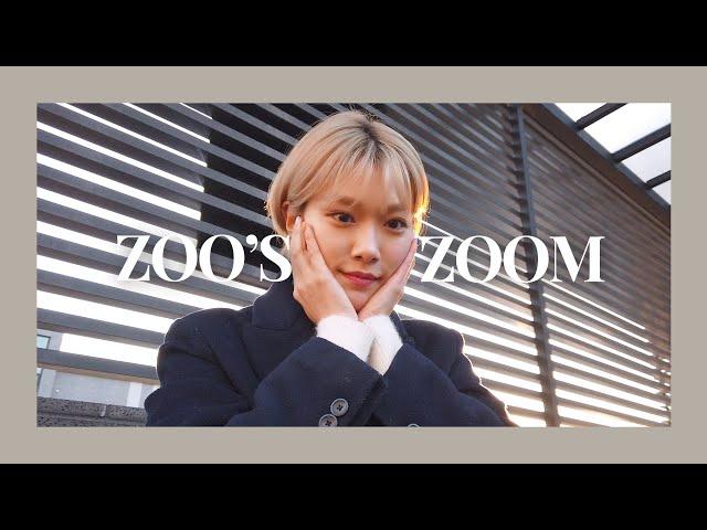 [이주우] V-log <zoo's zoom> Teaser
