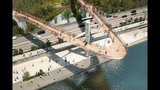 Москва парк «Зарядье»