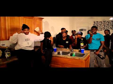"Pittsburgh Rap Group WAY 2 REAL (OFFICIAL MUSIC VIDEO) ""TRAPPIN HARD"""