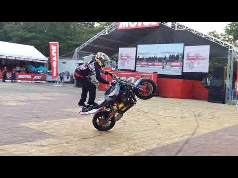 Biểu diễn xe mô tô || Motul