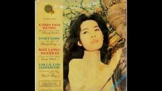 Đĩa nhựa - Cánh hoa rừng (Thu âm trước 1975)