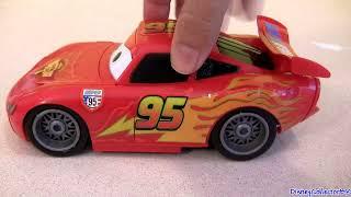 Ultimate Build Disney Cars Toys Mack Truck Hauler Klip Kitz Lightning McQueen
