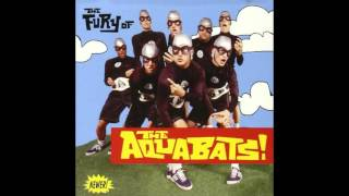 The Fury of the Aquabats! - 16 Playdough