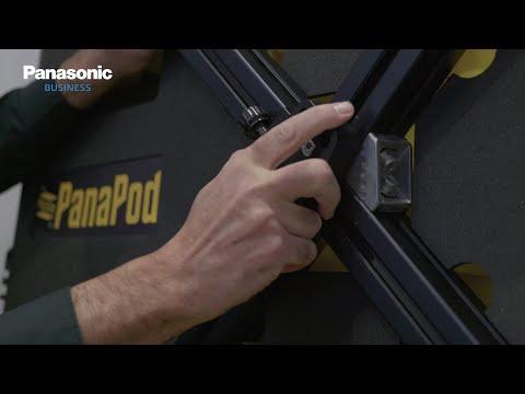 Panapod elevation unit for Panasonic PTZ Cameras