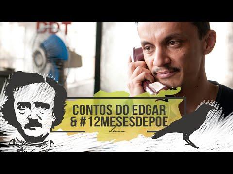 Contos do Edgar + projeto de leitura | #12MesesDePoe