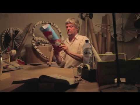 L'Orchestre de Papier – Max Vandervorst
