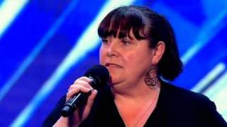Mary Byrne's X Factor Audition (Full Version)   Itv.comxfactor