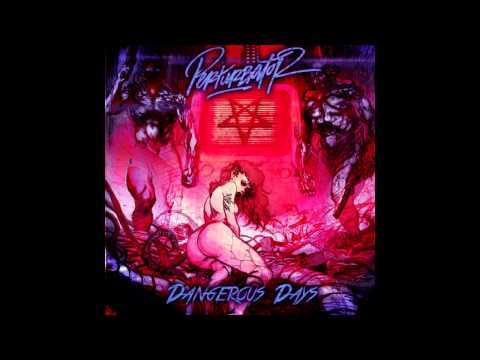 "Perturbator - ""Hard Wired (feat. Isabella Goloversic)"" [""Dangerous Days"" - Official]"