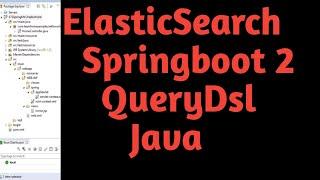 elasticsearch-rest-java-demo