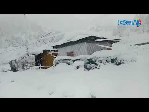 Traffic suspended on Kashmir highway after snow avalanche blocks Jawahar Tunnel