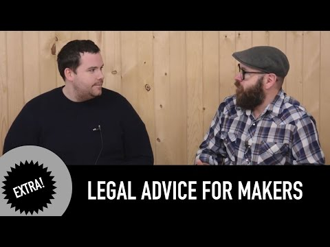 Legal Advice for Woodworkers, Makers and Crafters