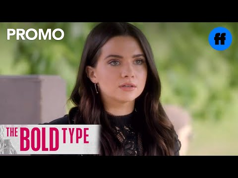 The Bold Type Season 1 Promo 'Hold On'