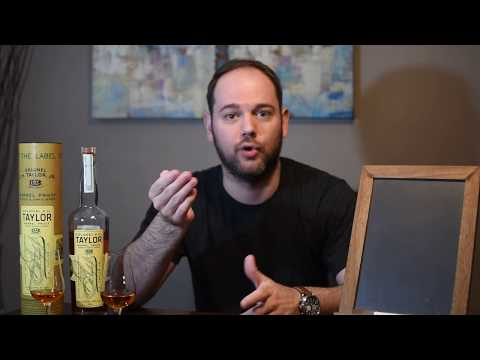Colonel EH Taylor Barrel Proof Bourbon Review – 2017 128.1 Proof