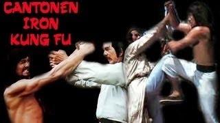 Cantoneen Iron Kung Fu  Full Length Action Hindi Movie