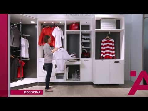 Häfele. Equipamiento para armarios