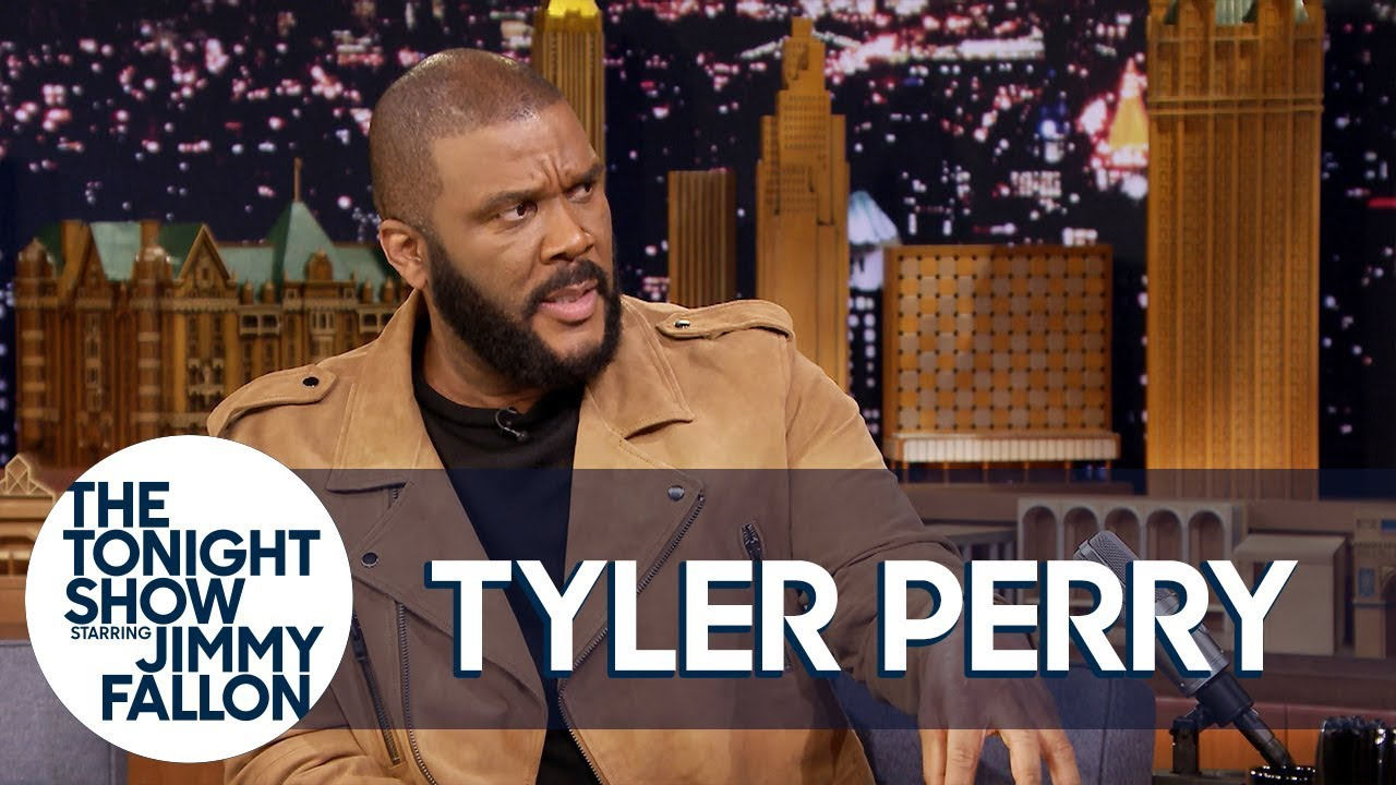Tyler Perry Refused to Let Blue Ivy Carter Outbid Him on a Painting thumbnail
