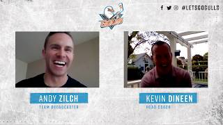 [SD] Gulls at Home: Kevin Dineen