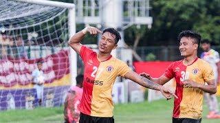 Sadhna News CFL লাইভ: ইস্টবেঙ্গল বনাম রেনবো এসি | East Bengal vs NBP Rainbow AC