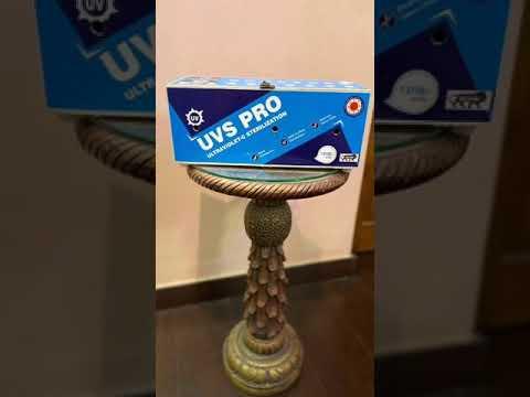 Uvs pro - Uv sterilizer