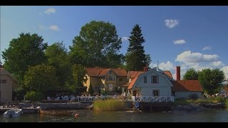 preview picture of video 'Stockholm, Sweden: Cruising the Archipelago'