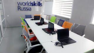 Открытие новых мастерских социальной сферы в технологическом колледже им. Г.Ф. Чехлова. 3 сентября 2021 г.