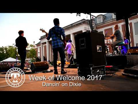 Tennessee Tech's Week of Welcome 2017