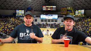 Drinking in the Long Beach State Pyramid (VIDEO)