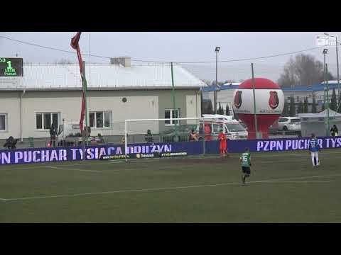 WIDEO: Stal Stalowa Wola - Lech Poznań 0-2 [SKRÓT MECZU]