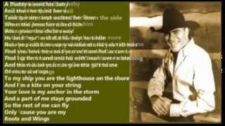 Doug Supernaw - Roots And Wings ( + lyrics 1995)