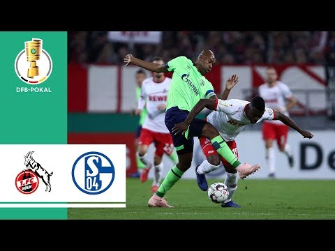 1. FC Cologne vs. FC Schalke 04 5-6 Pen | Highlights | DFB Cup 2018/19 | 2nd Round