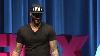 Hope: G.E.D. (Get it Every Day) | Kareem K.W.O.E. Wells | TEDxChicago