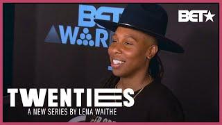 "Lena Waithe On Struggling In Her Twenties & Working On Last Season of ""Girlfriends"" | InMyTwenties"