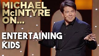 Entertaining Children | Michael McIntyre