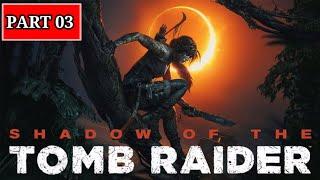 SHADOW OF THE TOMB RAIDER Walkthrough Gameplay,1080 Full HD