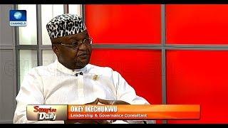 Analyst Condemns Oshiomhole For Asking Saraki To Resign As Senate President Pt.1 |Sunrise Daily|