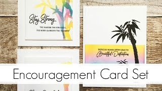 Encouragement Card Set feat. *Altenew New Release!*