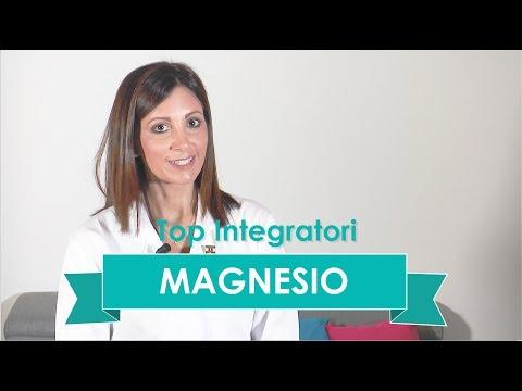 Migliori integratori di MAGNESIO, Recensioni integratori.