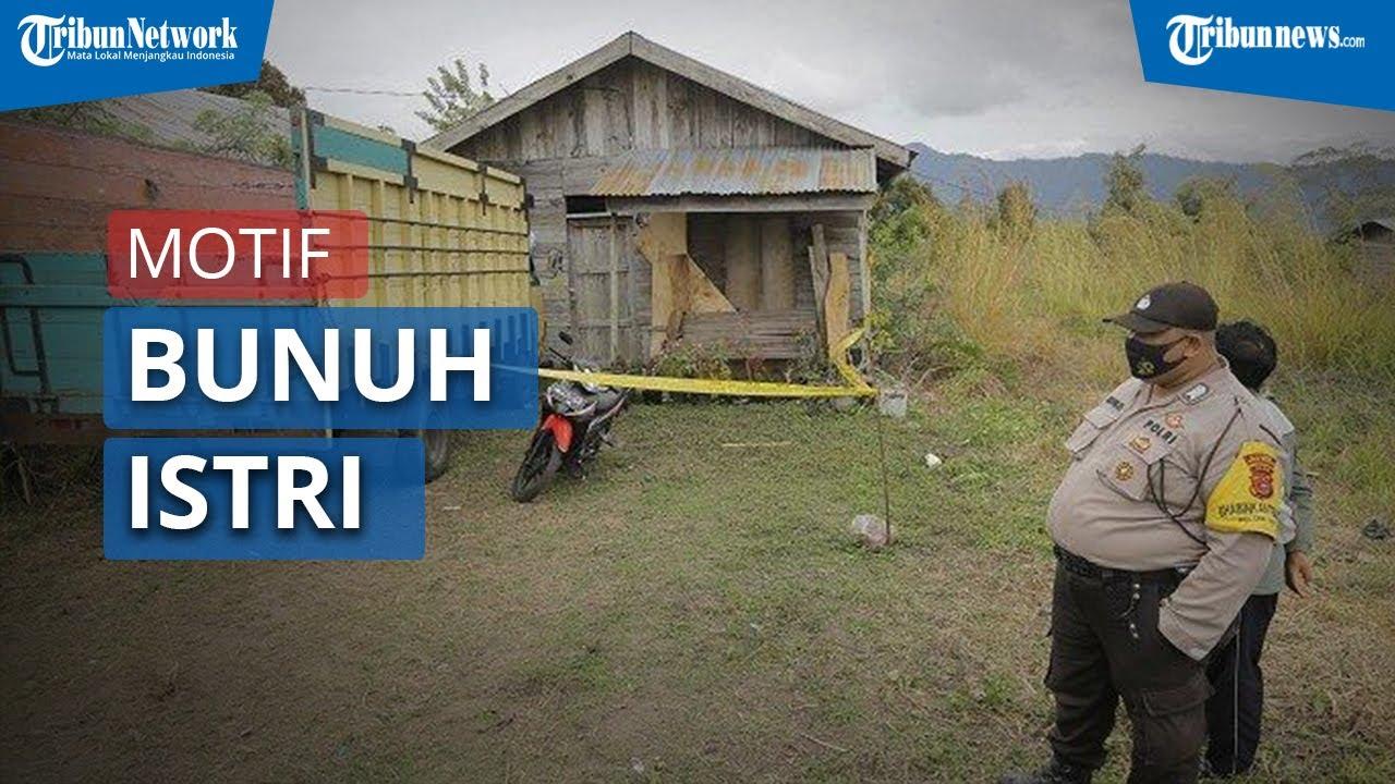 Istri Tewas Berlutut di Samping Truk Ternyata Dibunuh Suami, Polisi: Motif Masalah Utang