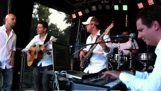 RESTREPO y Marco Matias live@kemnSeefest2012