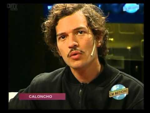 Caloncho video Palmar - Acústico - Noviembre 2015