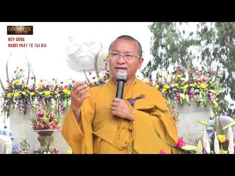 Nếp sống người Phật tử tại gia