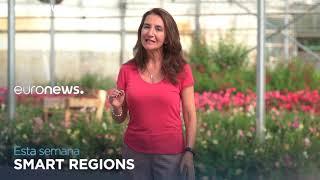 Smart Regions: Antea Edible Flowers (Interreg Italy-France ) - Teaser