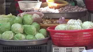 THƯƠNG TRƯỜNG MUÔN MẶT   Nông sản Trung Quốc đội lốt hàng Việt   TTMM   HTV Web