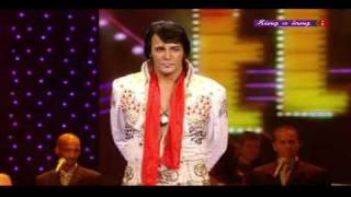 This is why he's called the World's Greatest Elvis