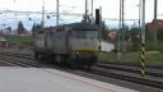 preview picture of video '752 046-3+752 018-2, Poprad Tatry'