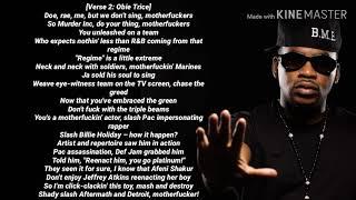 Eminem - Doe Rae Me (Hailie's Revenge) (Ja Rule Diss) (ft. D12 & Obie Trice) Lyrics